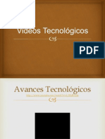 Videos Tecnologicos.pptx