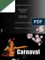 Cancion de Carnaval