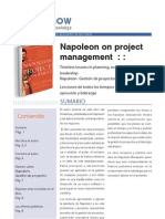 Napoleón - Gestión de proyectos