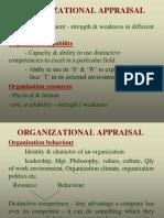 Organisational Appraisal 7s Mckinsey 3