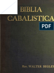 Biblia a - Walter Begley