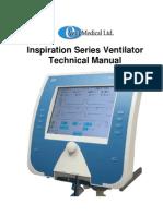 eVent Medical Inspiration Ventilator - Service Manual