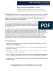 Obama 2014 Six Page Budget Overview