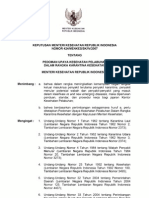 KMK No. 424 Ttg Pedoman Upaya Kesehatan Pelabuhan Dalam Rangka Karantina Kesehatan