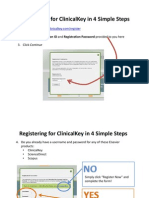 CK Registration Instructions