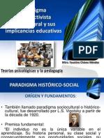 Constructivismo Sociocultural