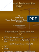 Wto Training Worskhop by reWize