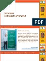 5 - Seguridad en Project Server 2013