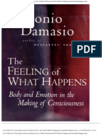 Antonio Damasio - Body and Emotion in the Making of Consciousness
