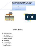 Foot Step Ppt