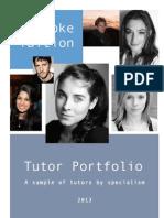 Bespoke Tuition Residential Brochure