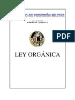 Ley Organica Dle Instituto de Prevision Militar