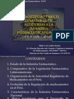Estado Normativo de Medicamentos en El Peru v2