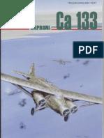 Ali d'Italia 20 - Caproni CA 133
