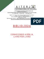 01 - BIBLIOLOGIA - Conhecendo a B¡blia, Livro por Livro