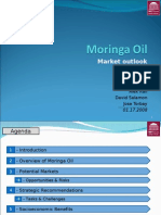 Moringa Oil Market Outlook and Recommendations v5