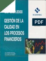 Control de Calidad - Finanzas
