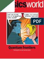 Physics World Sample Issue