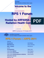 Rps 1 Forum Presentation