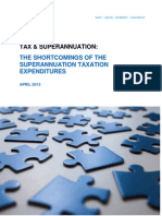 Knox_Tax and Superannuation - Shortcomings of the Superannuation Taxation Expenditures_FINAL