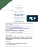 2012sum EML3500 Online Syllabus