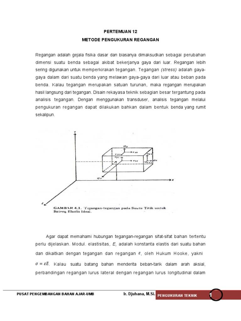 Metode pengukuran regangan ccuart Image collections