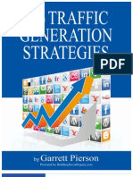 106 Traffic Generation Strategies