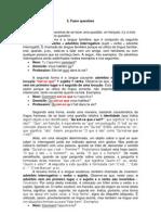 02 - Questões, pronomes pessoais e conversação básica