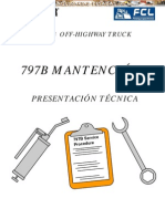 Manual Mantenimiento Camion Minero 797b Caterpillar