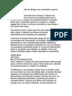 Bacteria Wolbachia Matara Mosquitos Da Dengue Antes Deles Colocarem Os Ovos...David Alexandre Rosa Cruz
