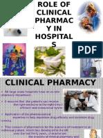 Clinical Pharmacy