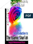 An Introduction to the Islamic Shariah - Sayyid Muhammad Rizvi - XKP