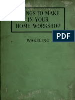 45163128 Things to Make in Your Own Home Workshop