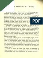Jorge Luis Borges - El Arte Narrativo y La Magia SUR