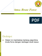 P7 Brute Force