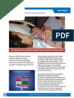 Factsheet KB PP