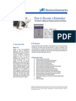 11. ES - How to Become a Rainmaker