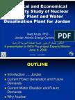 Nuclear Power Plant Feasibility Study