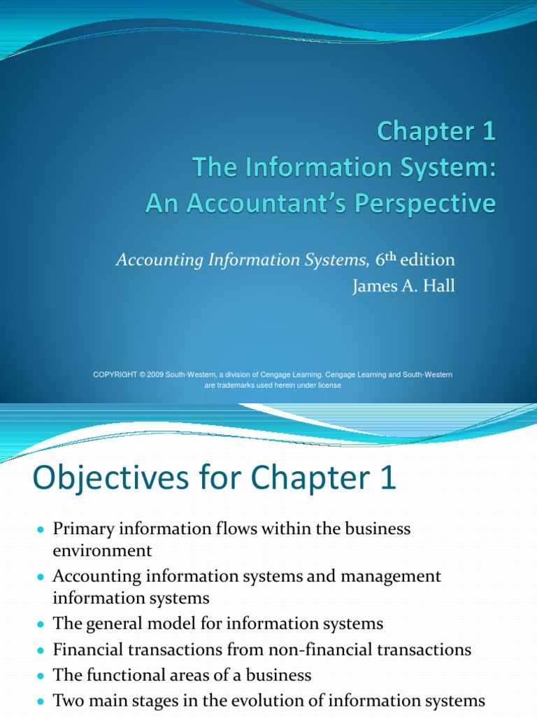 accounting information system 7 First semester mid-term examination 2014 accounting information systems writing period: hour duration permitted materials: this is closed book examination you.