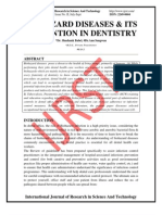 Biohazard Diseases Its Prevention in Dentistry