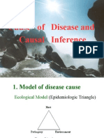 Cause of Disease