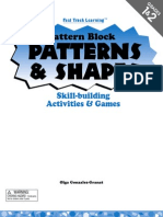 7252 FTL Pattern Block Pages