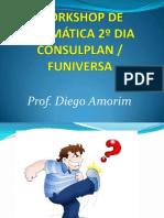 WORKSHOP DE GRAMÁTICA 2º DIA