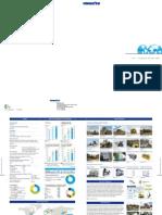 Komatsu Corporate Profile 2012 e