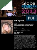 Prof. Joy Lawn