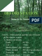 Unit10 Deforestation
