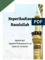 Syamail Rasulullah saw