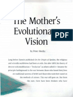 The Mother's Evolutionary Vision by Peter Heehs (from EvolutionNext, 2011, issue 47