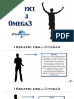 I Benefici Degli Omega3