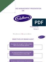 Strategic Brand Management of Cadbury